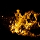 Fire Flame Burn Element with Alpha Channel - VideoHive Item for Sale