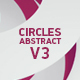Circles Abstract Backgrounds V3 - VideoHive Item for Sale