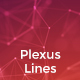 Plexus Lines Backgrounds - GraphicRiver Item for Sale