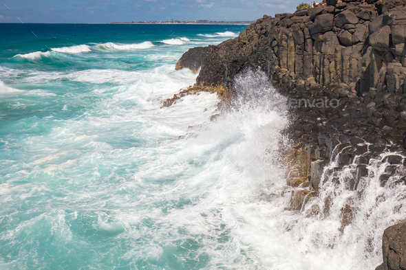 Australian Coastline - Stock Photo - Images