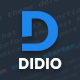 Didio | Responsive Agency & Portfolio HTML Template - ThemeForest Item for Sale