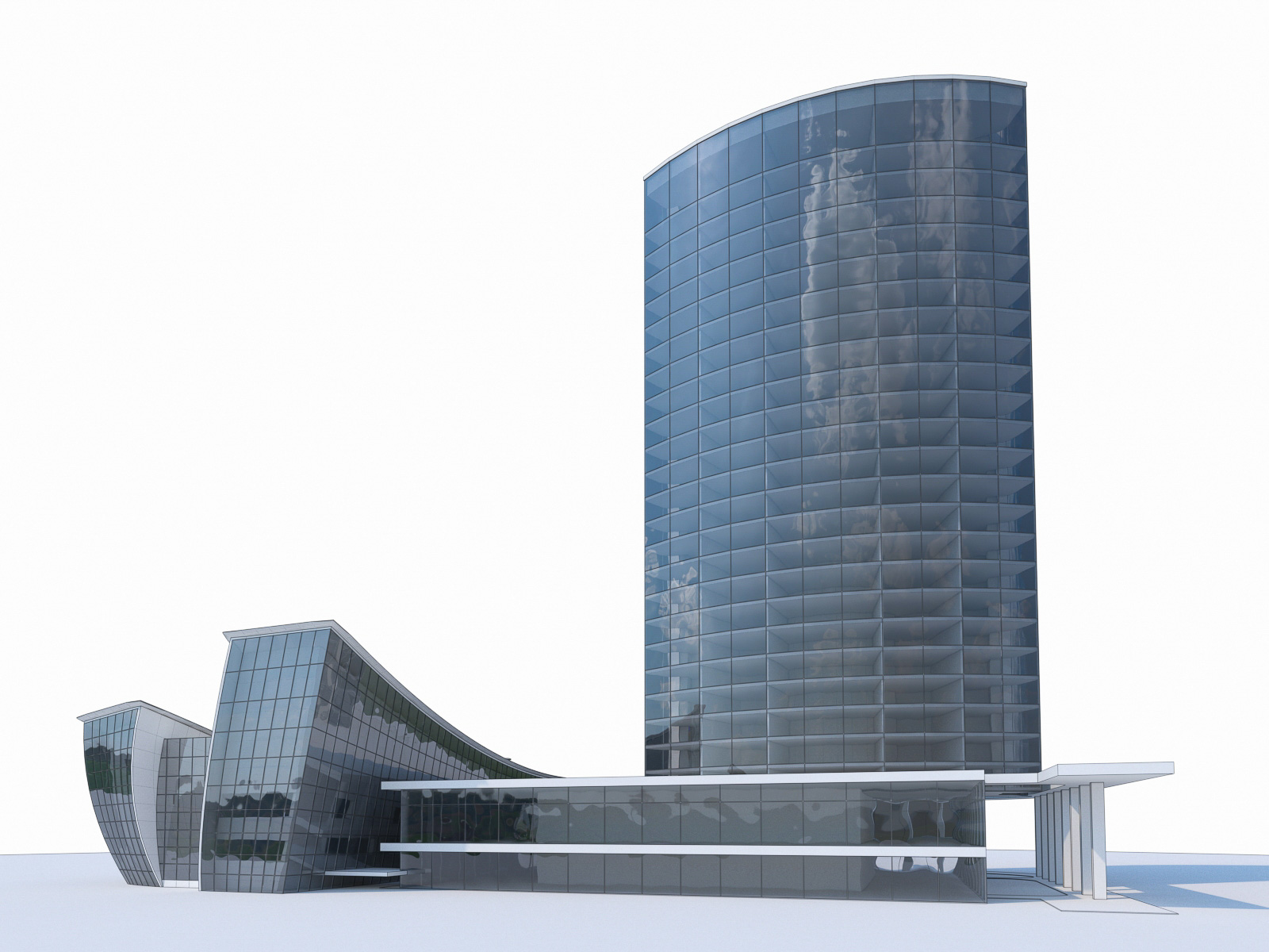 High-rise Office Building 03
