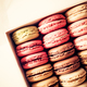 Macaroons in a box - PhotoDune Item for Sale