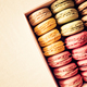 French macaroons in a box - PhotoDune Item for Sale
