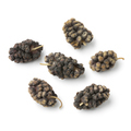 Dried black mulberries close up - PhotoDune Item for Sale