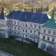 Old Pidhirtsi Castle. Ukraine. View of the Castle From a Bird's-eye View - VideoHive Item for Sale