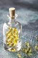 Baked asparagusOmega-3 fish oil capsules - PhotoDune Item for Sale