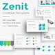 Zenit Business Google Slide Template - GraphicRiver Item for Sale