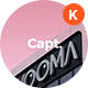 Capt. PowerPoint Template