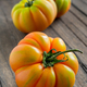 tomato marmande on wooden table - PhotoDune Item for Sale