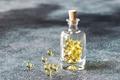 Omega-3 fish oil capsules - PhotoDune Item for Sale