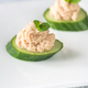 Cucumber caviar canapes - PhotoDune Item for Sale