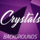Crystals Backgrounds - VideoHive Item for Sale