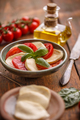 Fresh italian caprese salad - PhotoDune Item for Sale