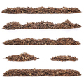 Set of dry tea leaves - PhotoDune Item for Sale