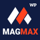 MagMax - News Magazine WordPress Theme