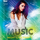 Artist Event Flyer/Poster - GraphicRiver Item for Sale