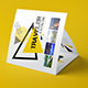 Square Tri-Fold Brochure Template - GraphicRiver Item for Sale
