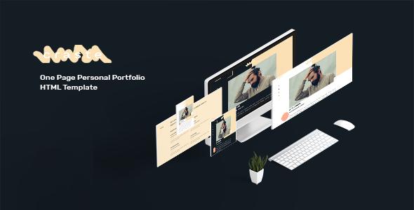 Craste - Personal Portfolio Template - Personal Site Templates