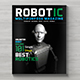 Robotic Magazine - GraphicRiver Item for Sale