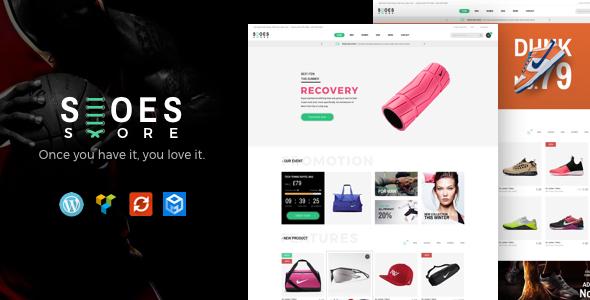 Trueshoes – Responsive WooCommerce WordPress Theme