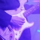 A Guitarist Plays an Electric Guitar at a Club - VideoHive Item for Sale
