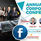 Event / Conference Facebook Cover - GraphicRiver Item for Sale