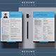Personal  Resume & Cover Letter - GraphicRiver Item for Sale