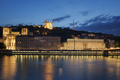 View of Lyon by night. France. - PhotoDune Item for Sale