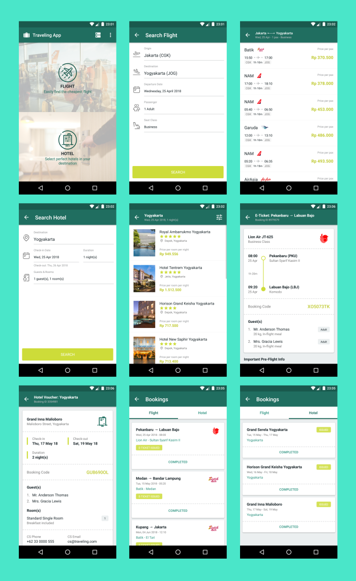 Android Material UI Template 4.0 - 37