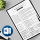 Resume Bundle 2 in 1 - GraphicRiver Item for Sale