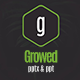 Growed Multipurpose Presentation - GraphicRiver Item for Sale