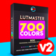 LUTMASTER - VideoHive Item for Sale