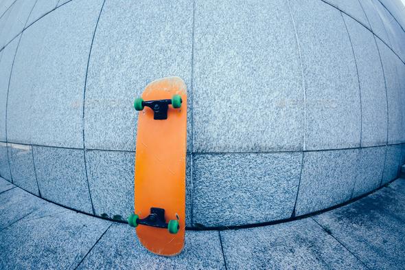Skateboard - Stock Photo - Images