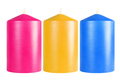 Decorative Colourful Candles - PhotoDune Item for Sale