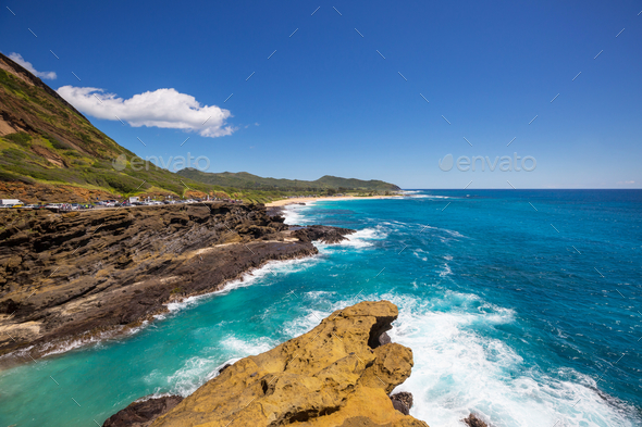 Oahu - Stock Photo - Images