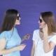 Girls in Earphones Dance - VideoHive Item for Sale