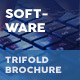IT – Software Company Trifold Brochure