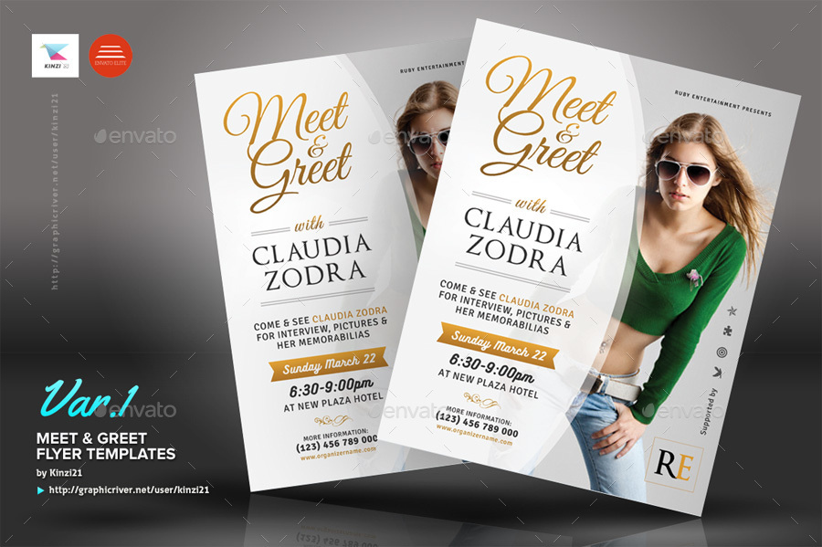 Meet greet flyer templates by kinzi21 graphicriver new screenshots01graphic river meet and greet flyer templates kinzi21g m4hsunfo