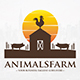 Farm Animals Logo Design - GraphicRiver Item for Sale