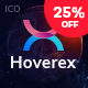 Hoverex | Cryptocurrency & ICO WordPress Theme - ThemeForest Item for Sale
