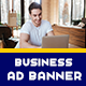 Business Service Ad Banners - AR - GraphicRiver Item for Sale