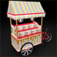 cart design - 3DOcean Item for Sale