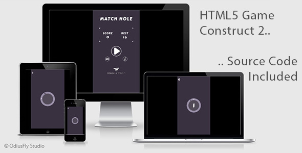 Match Hole - HTML5 Game (Construct 2) - CodeCanyon Item for Sale