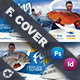 Fishing Tour Cover Templates - GraphicRiver Item for Sale