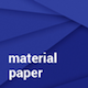 10 Material Design Paper Backgrounds - GraphicRiver Item for Sale