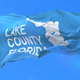 Flag of Lake County - VideoHive Item for Sale