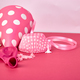 Party pink paper hat. - PhotoDune Item for Sale
