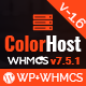 ColorHost   Responsive Web Hosting and WHMCS WordPress Theme - ThemeForest Item for Sale