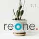 Reone - One Page Parallax - ThemeForest Item for Sale